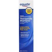 Equate Original Anti-Dandruff Formula Therapeutic Shampoo, 250ml (2.5% USP Topical Coal Tar Solution. Neutrogena T/Gel Therapeutic Shampoo