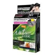 Lolane Nature Code Colour Shampoo Black Fast & Easy