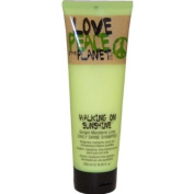 Tigi Love Peace and The Planet Walking On Sunshine Ginger Mandarin Lime Daily Shine Shampoo, 250ml