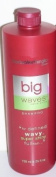 Charles Worthington Big Waves Shampoo for Defined Wavy Super Shiny Full Hair 740ml