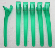 6Pcs Charmvit Salon Jumbo Hair Section Long Clip