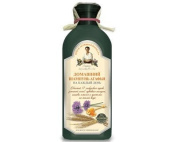 """Shampoo """"Home"""" on Every Day for All Hair Types with the Onion Peel, Hops Cones, Propolis and Herbs"""