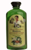 Shampoo with Nettle and Chamomile for All Family 600 Ml
