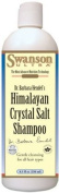 Himalayan Crystal Salt Shampoo 8.5 fl oz (250 ml) Liquid