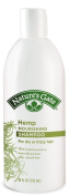 Natures Gate 88585 Rainwater Hemp Shampoo