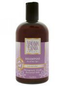 Aromaland - Shampoo for All Hair Types - Lavender 12 Oz