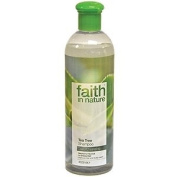 Faith In Nature Tea Tree Shampoo 400ml