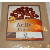 Aritha Powder Ayurvedic herb 100ml for hair shampooing