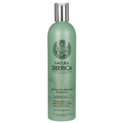 "NATURAL & ORGANIC Hair Shampoo ""Dandruff"" for Sensitive Scalp with Oak Moss, Arctic Wormwood, Organic Herb Extracts 400 ml"