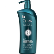 Clear Men 5.1cm 1 Complete Care Anti-Dandruff Daily Shampoo/Conditioner, 21.9 Fluid Ounce