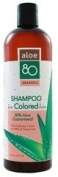 Lily Of The Desert Aloe 80 Shampoo Colour Hair 470ml Liquid