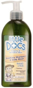 Little Docs Soothing Shampoo and Body Wash, 240ml