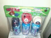 Baseball Shampoo, Conditioner, & Gel