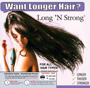 Long 'N Strong® - Moisturising Shampoo! Softens & cleans hair, helping you obtain the perfect PH balance.
