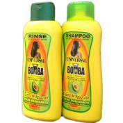 Universal La Bomba Avocado Shampoo & Rinse 470ml Combo Set!!