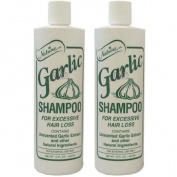 Nutrine Garlic Shampoo Unscented 470ml