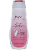Babo Botanicals, BERRY PRIMROSE Smooth Detangling Shampoo, 8 FL. OZ / 237 ml