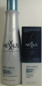 Nexxus Pro Mend Split End Binding Overnight Treatment 60ml + Shampoo 400ml