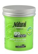 Natural Formula Go Short Elastic Cream Wax 120ml