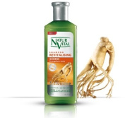 Hair Shampoo Ginseng - Revitalising - 300 Ml / Natural & Organic