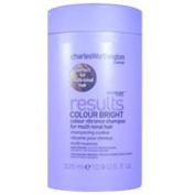 Charles Worthington Results Colour Bright Shampoo 320ml