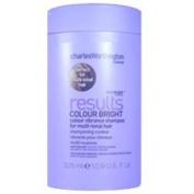 Charles Worthington Results Colour Bright Shampoo 320ml