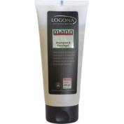 Logona Mann shampoo & shower gel 200ml