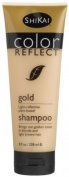 Shikai Products 54574 Color Reflect Gold Shampoo