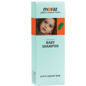 Moraz Natural Baby Shampoo - Chamomile and Achillea