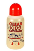 Clean Kids Naturally Shampoo (8 oz) Brand