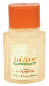 SolTerre Shampoo Lot of 14 Each 20ml Bottles. Total of 310ml