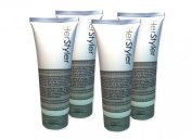 Herstyler Nourishing & Moisturising Shampoo 190ml (Pack of 4) Set