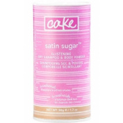 Cake Beauty Satin Sugar Glistening Dry Shampoo and Body Powder for All Hues, 50ml