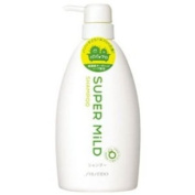 Shiseido Super Mild Hair Shampoo - 600ml