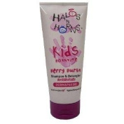 Halos N Horns Berry Burst Shampoo & Detangler for Little Devils 200ml