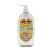 Kodomo Baby Shampoo Gentle with Chamomile Extract 400 Ml
