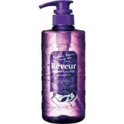 Reveur non silicon MOIST & GLOSS SHAMPOO 500ml