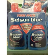 Selsun Blue Twin Pack Maximum Strenght Control 2 X 330ml