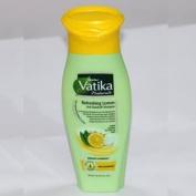 Dabur Vatika Naturals Lemon Anti Dandruff Shampoo