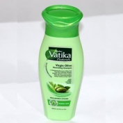 Dabur Vatika Naturals Virgin Olive Nourishing Shampoo