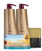 Joico K Pak Colour Therapy Shampoo & Conditioner Litre Size Duo with Pumps!
