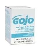 GO-JO INDUSTRIES GOJO Lather & Klean Body & Hair Shampoo Refill