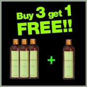 COCOCHOCO Free Sulphate Shampoo 13.5 Fl Oz / 400ml - Buy 3 and Get 1 for Free