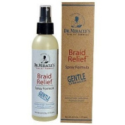 Dr Miracles Braid Relief Spray Formula Gentle 180ml