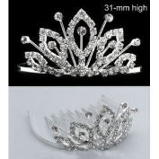 NEW GIRLS FAIRY PRINCESS TIARA PARTY COSTUME CROWN W65