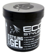 Eco Styler Styling Gel 470ml Super Protein Jar Black