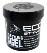 Eco Styler Styling Gel 470ml Super Protein Jar Black