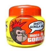 Moco de Gorila Estilo Punk Extreme Hold Gel 280ml