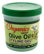Africa's Best Organic Olive Oil Styling Gel 440ml Jar
