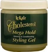 Le Kair Cholesterol Mega Hold Styling Gel 590ml
